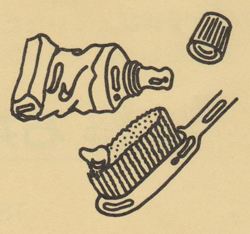 歯磨き剤について
